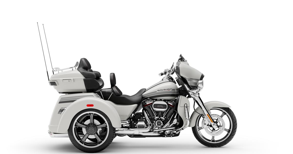 2020 Harley-Davidson Trike CVO Tri-Glide in Renton, WA