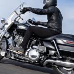 2020 Harley-Davidson Road King Riding