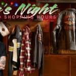 Men's Night Extended Shopping Hours