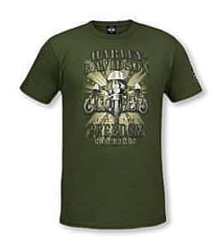R003696--Harley-Winning Freedom Dealer Tee