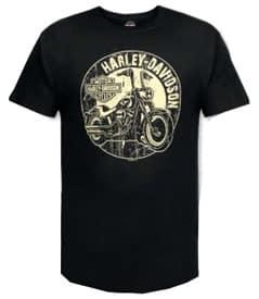R003704 Harley-Hard-Shades-Dealer-Tee