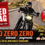 Red Tag Pre-Owned Sale or Triple Zero