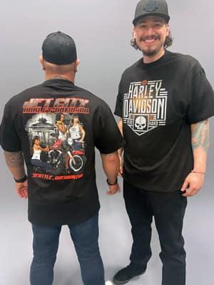 Jet City Harley Custom Dealer Merch