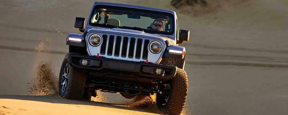 What is the Jeep Wave Program?