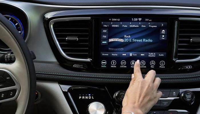 2019 Chrysler Pacifica Interior Features