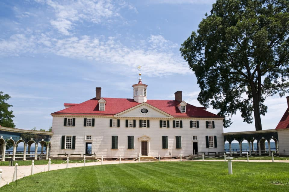 Christmas at Mount Vernon