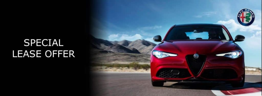 2019 Alfa Romeo Giulia Lease Offer