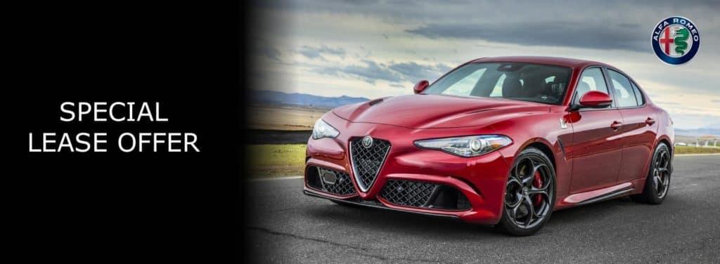 2019 Alfa Romeo Giulia Quadrifoglio Lease Offer