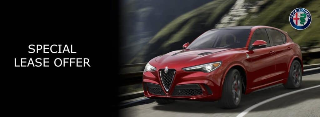 2019 Alfa Romeo Stelvio Quadrifoglio Lease Offer