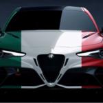 Giulia GTA in Italian Flag Colors