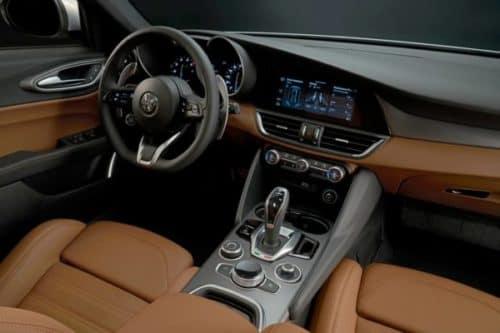 2022 Alfa Romero Giulia Performance Engine