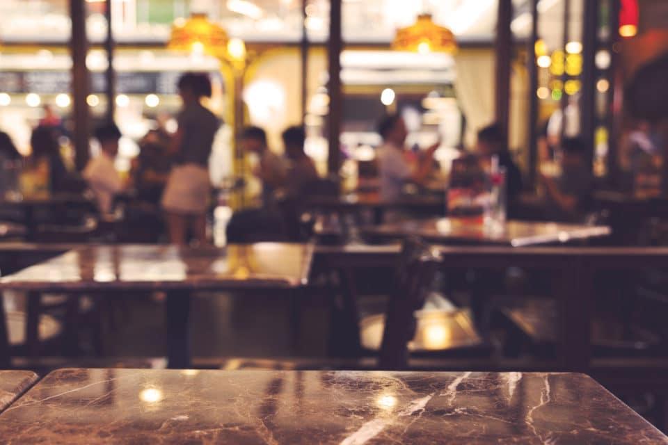 Fredericksburg restaurant