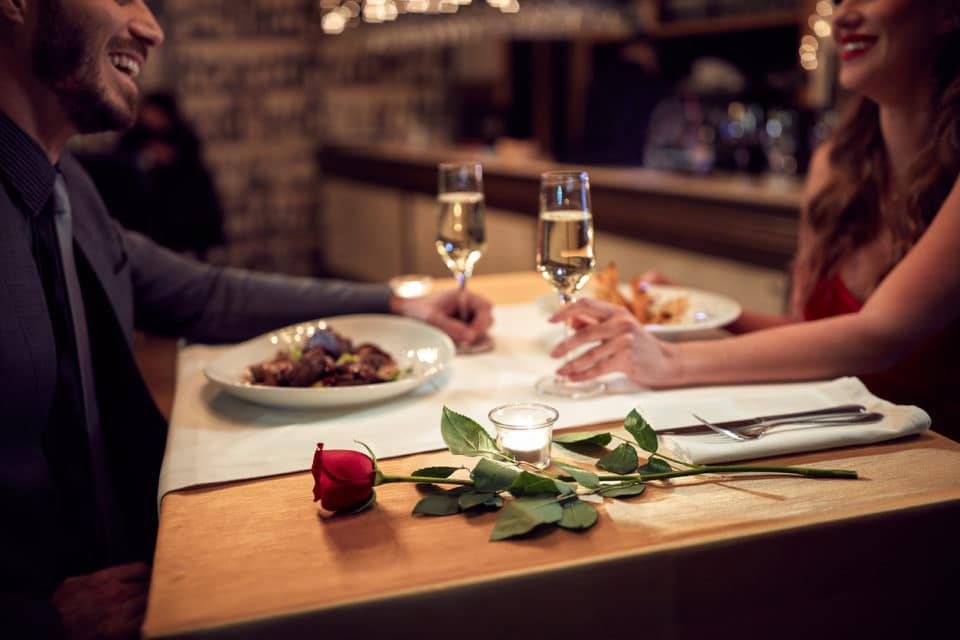 Enjoy A Romantic Dinner At One Of These Fine Fredericksburg