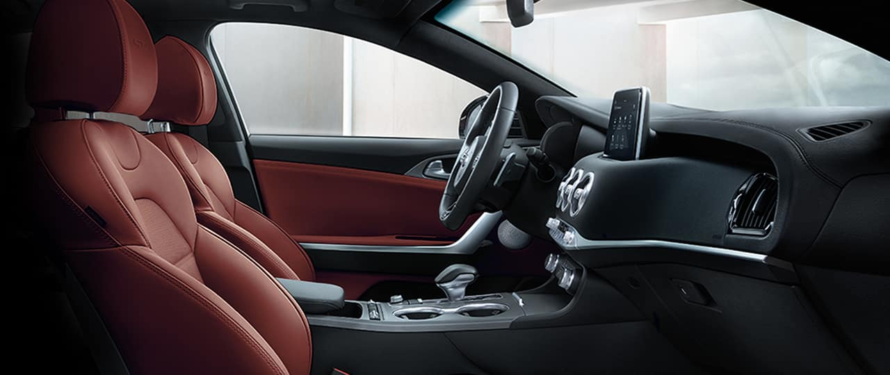 2020 Kia Stinger Interior