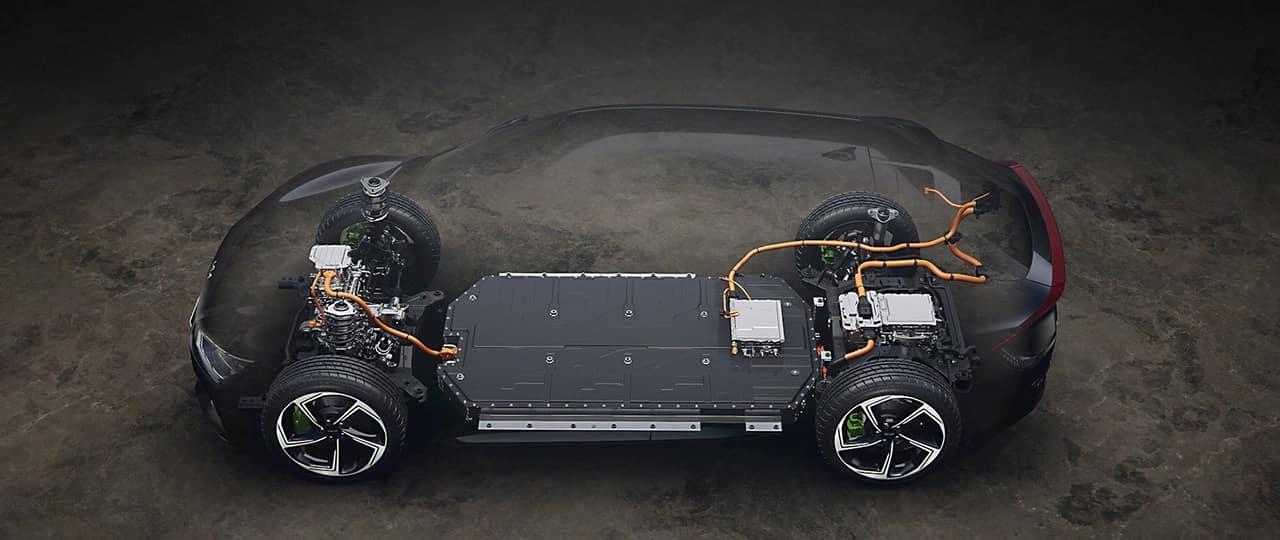 E-GMP EV6 2022