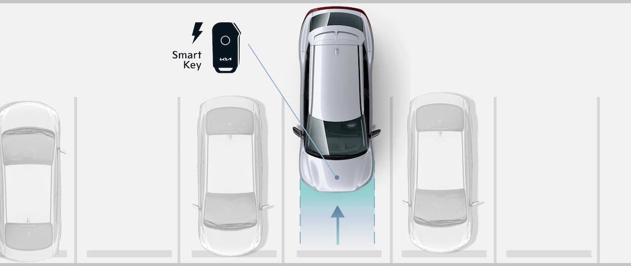 Remote Smart Parking Assist (RSPA)