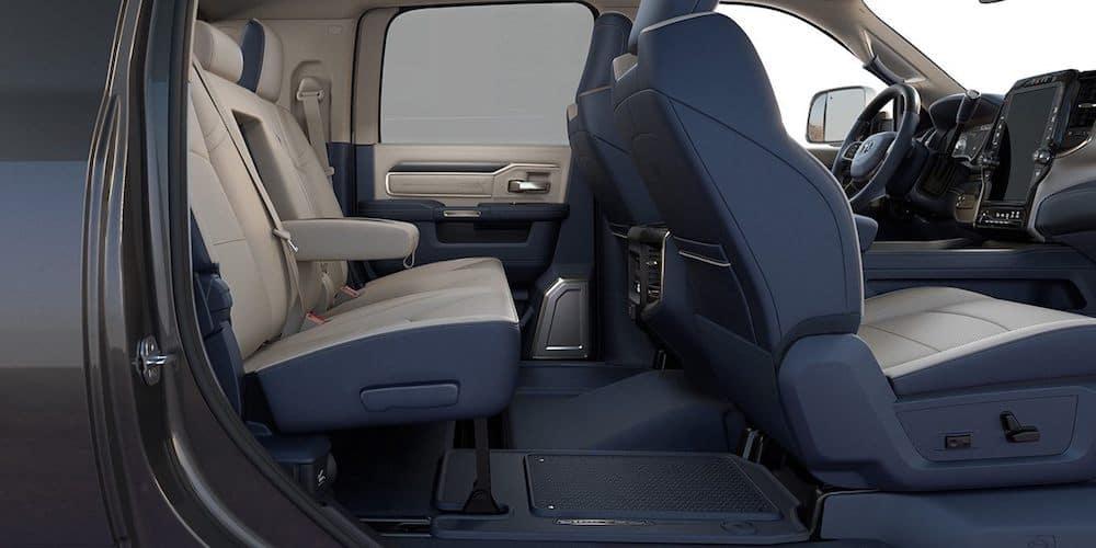 2019 RAM 2500 Wide Interior View