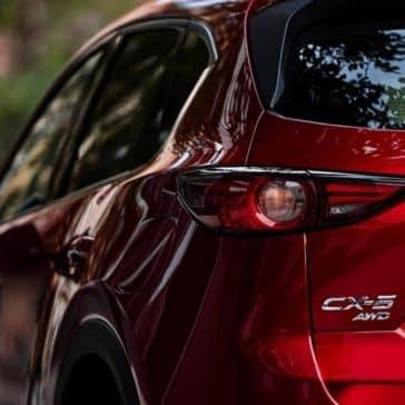 2019 Mazda CX-5 Rear Taillight