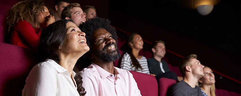 audience in theater