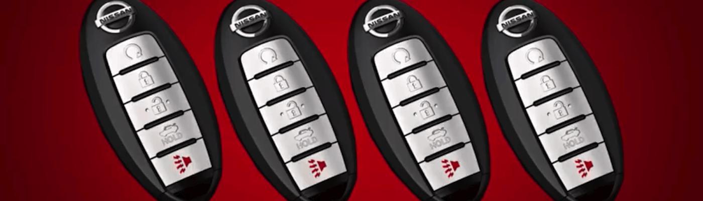 Nissan Key Fobs