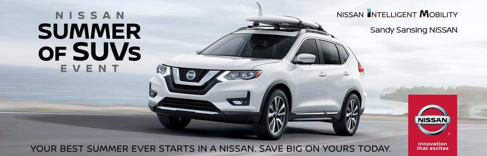 Sandy Sansing Used Cars >> Sandy Sansing Nissan   Nissan Dealer in Pensacola, FL