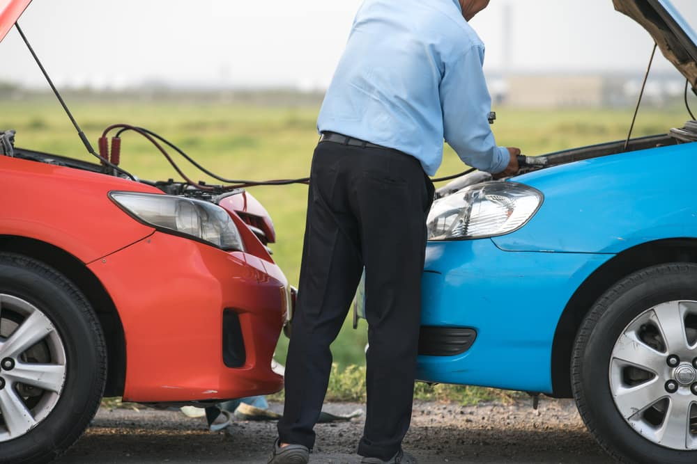 Sandy sansing Nissan Pensacola FL Car Battery Service