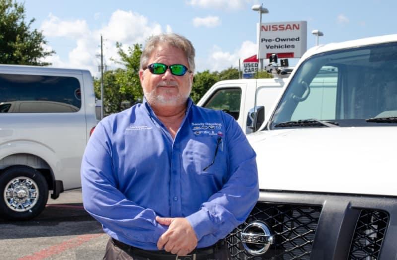Sandy Sansing Nissan Pensacola FL Lee Hudson Commercial Vans