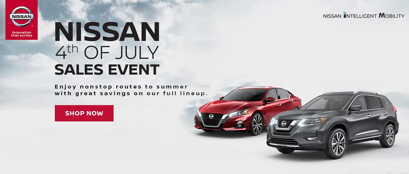 Nissan 4th of July Sale