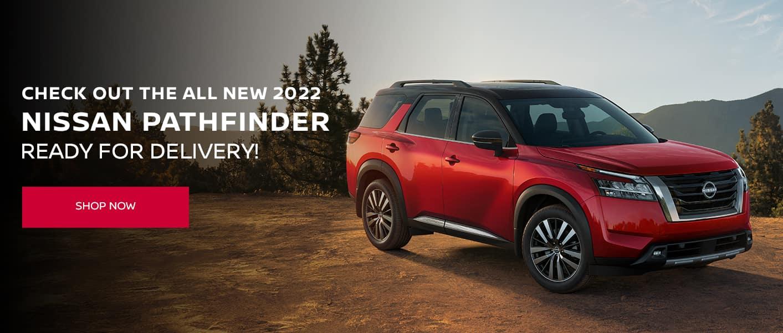 2022 red new pathfinder