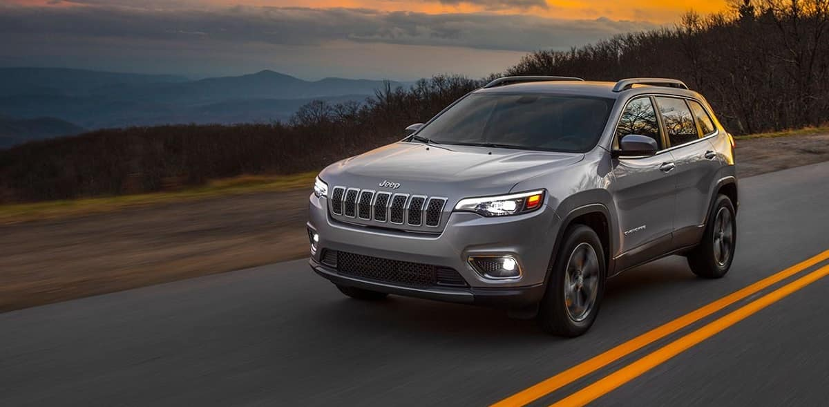 2019 Jeep Cherokee Lease and Specials in Amityville New York