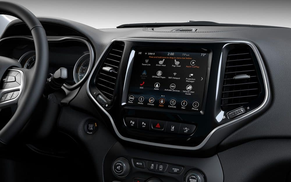 Amityville New York - 2019 Jeep Cherokee's Interior