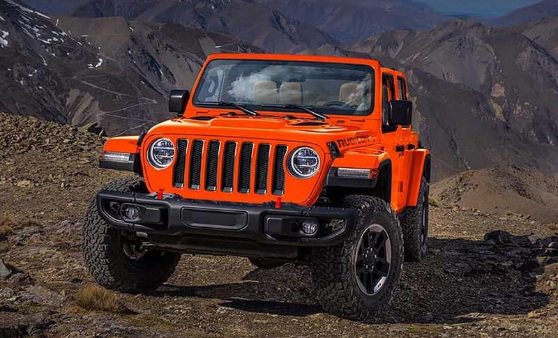 2019 Jeep Wrangler lease specials in Amityville New York