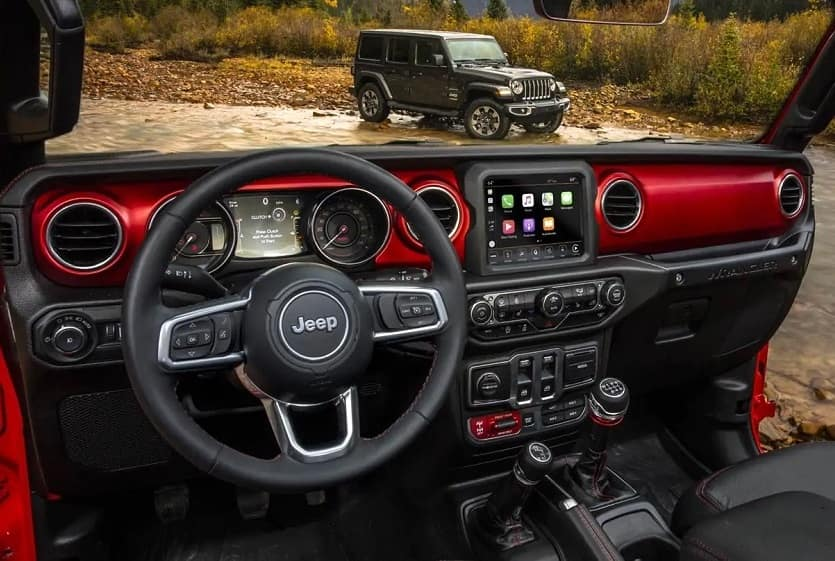 Amityville New York - 2019 Jeep Wrangler's Interior