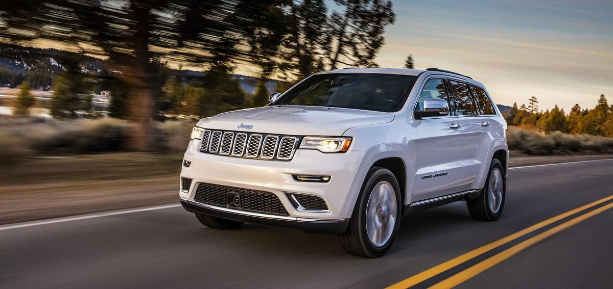 2019 Jeep Grand Cherokee Lease and Specials in Amityville New York