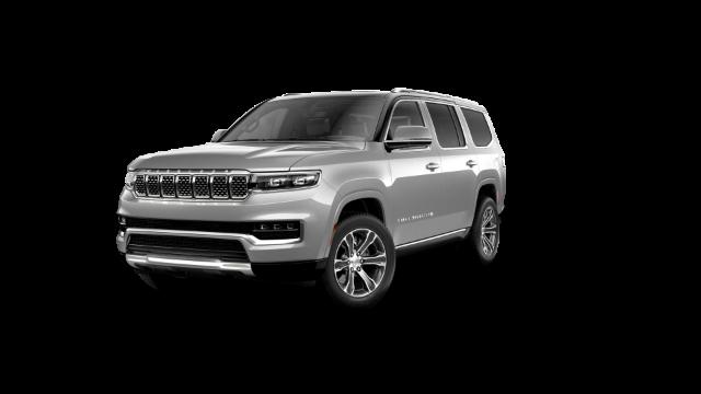 2022 Jeep Grand Wagoneer Series I Exterior