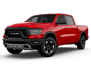 2019 All New Ram 1500 Big Horn Crew Cab