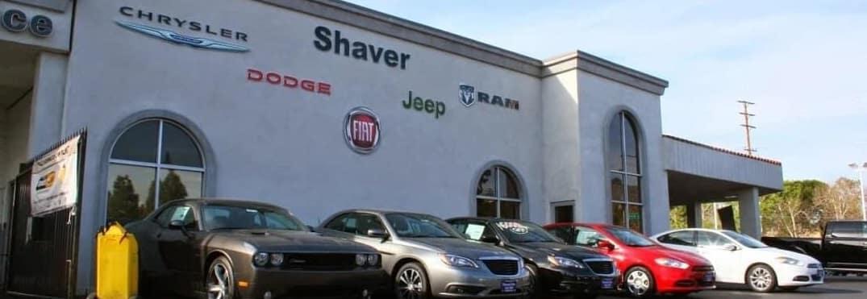 Shaver CDJR Service Dealer