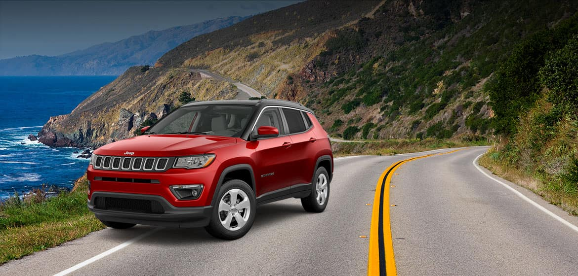 2019 Jeep Compass Special at Shaver Automotive