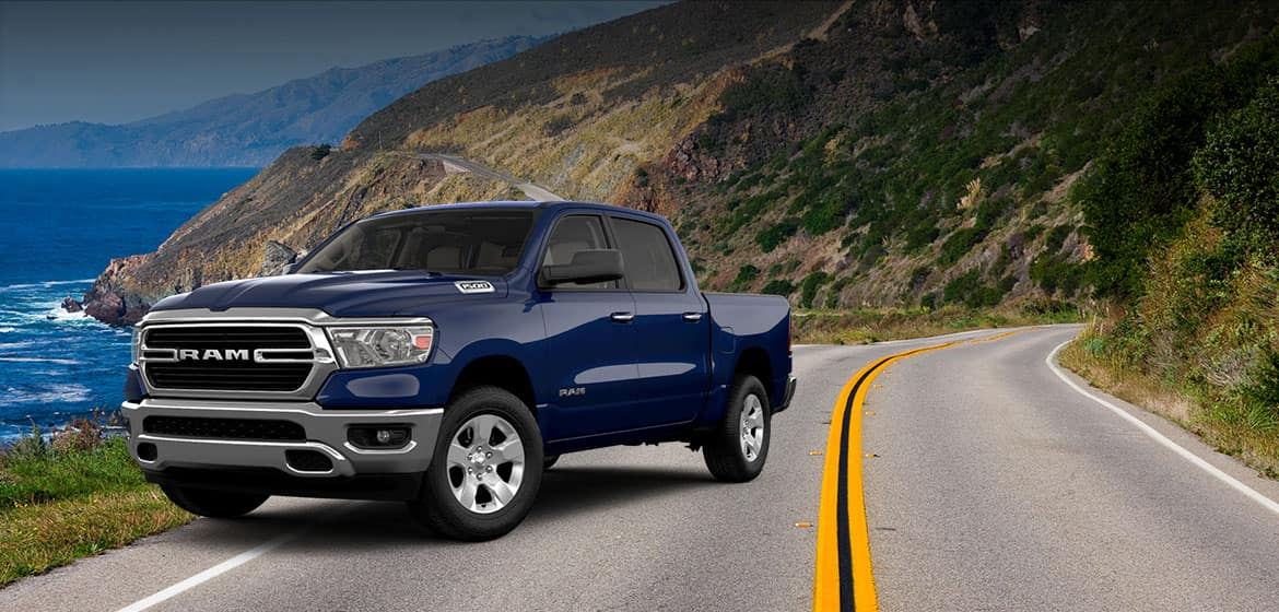 2019 Ram 1500 Crew Cab Special at Shaver Automotive