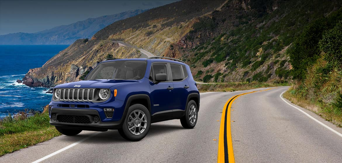 2019 Jeep RENEGADE Special at Shaver Automotive