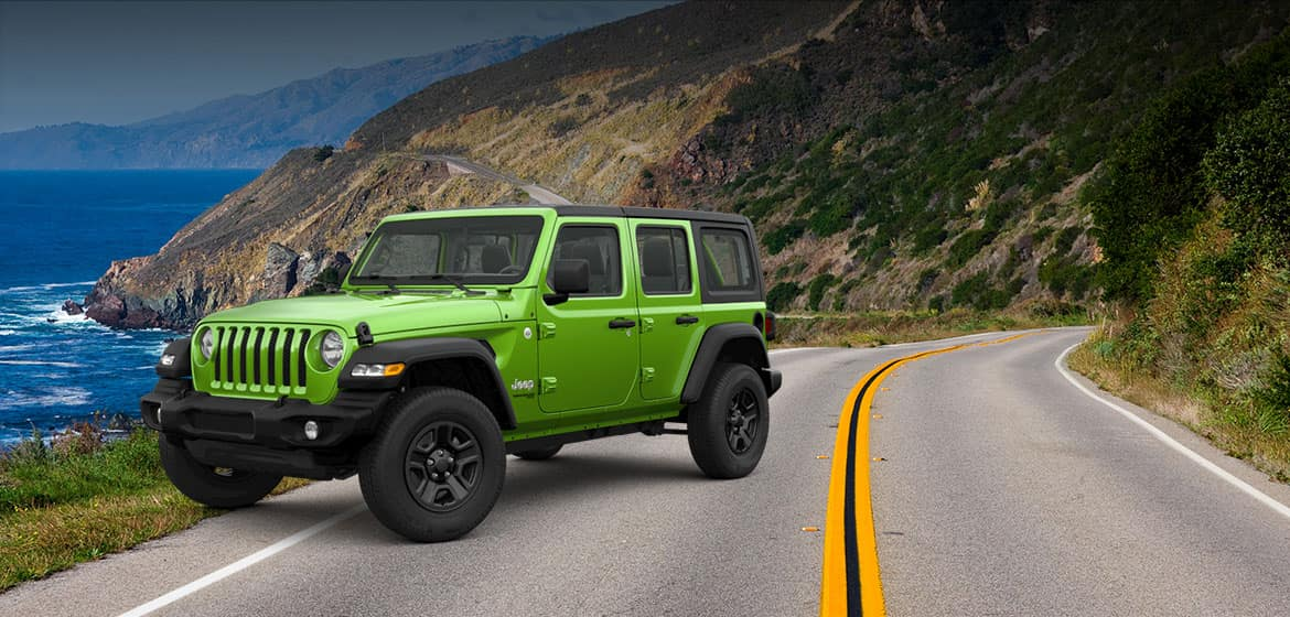 2019 Jeep Wrangler Special at Shaver Automotive