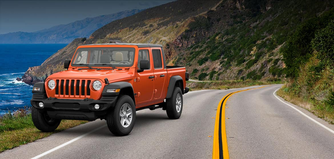 2020 Jeep Gladiator Special at Shaver Automotive