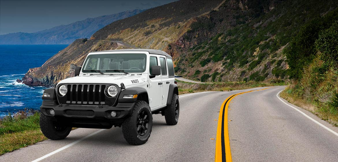 2020 Jeep Wrangler Special at Shaver Automotive