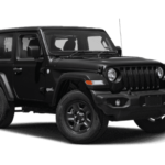 Black 2020 Jeep Wrangler Rubicon 4WD