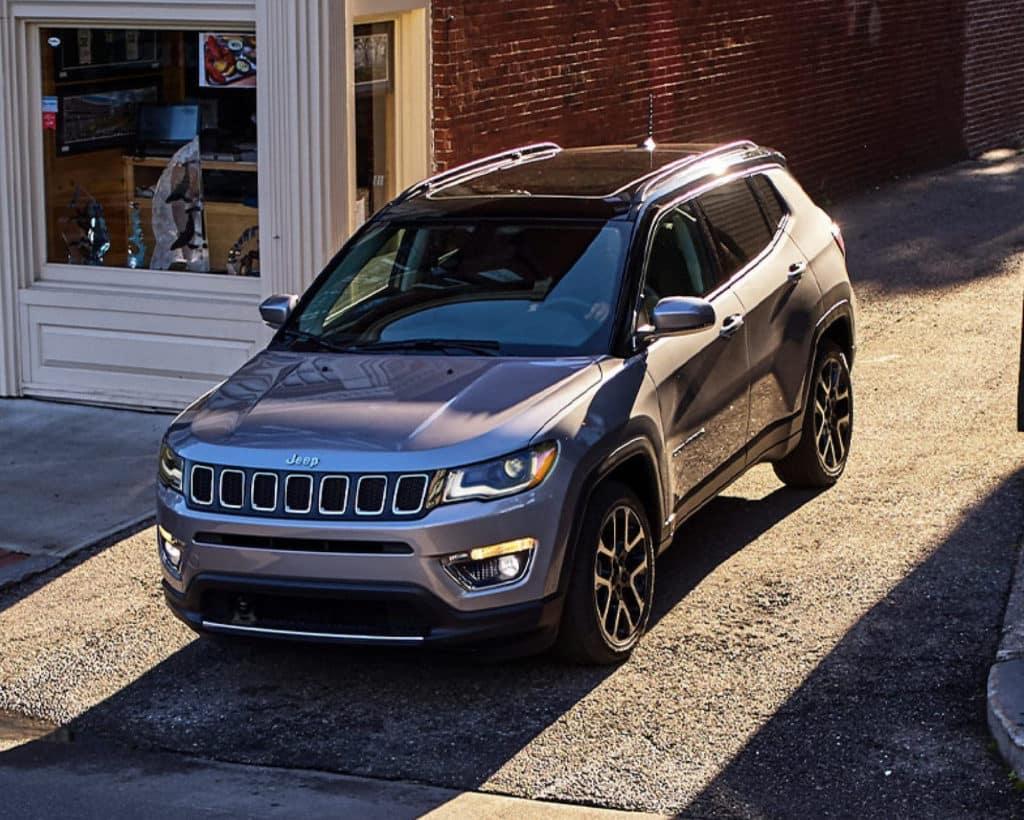 2021 Jeep Compass in LA