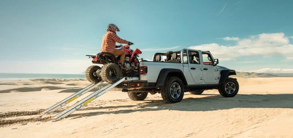2021 Jeep Gladiator in LA
