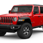 Jeep Wrangler, Jeep Towing