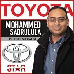 Mohammed Sadrulula