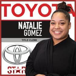Natalie Gomez
