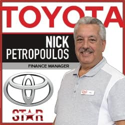 Nick Petropouls